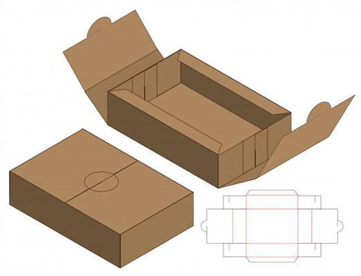 نمونه قالب چهار