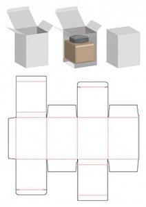 نمونه قالب پنج